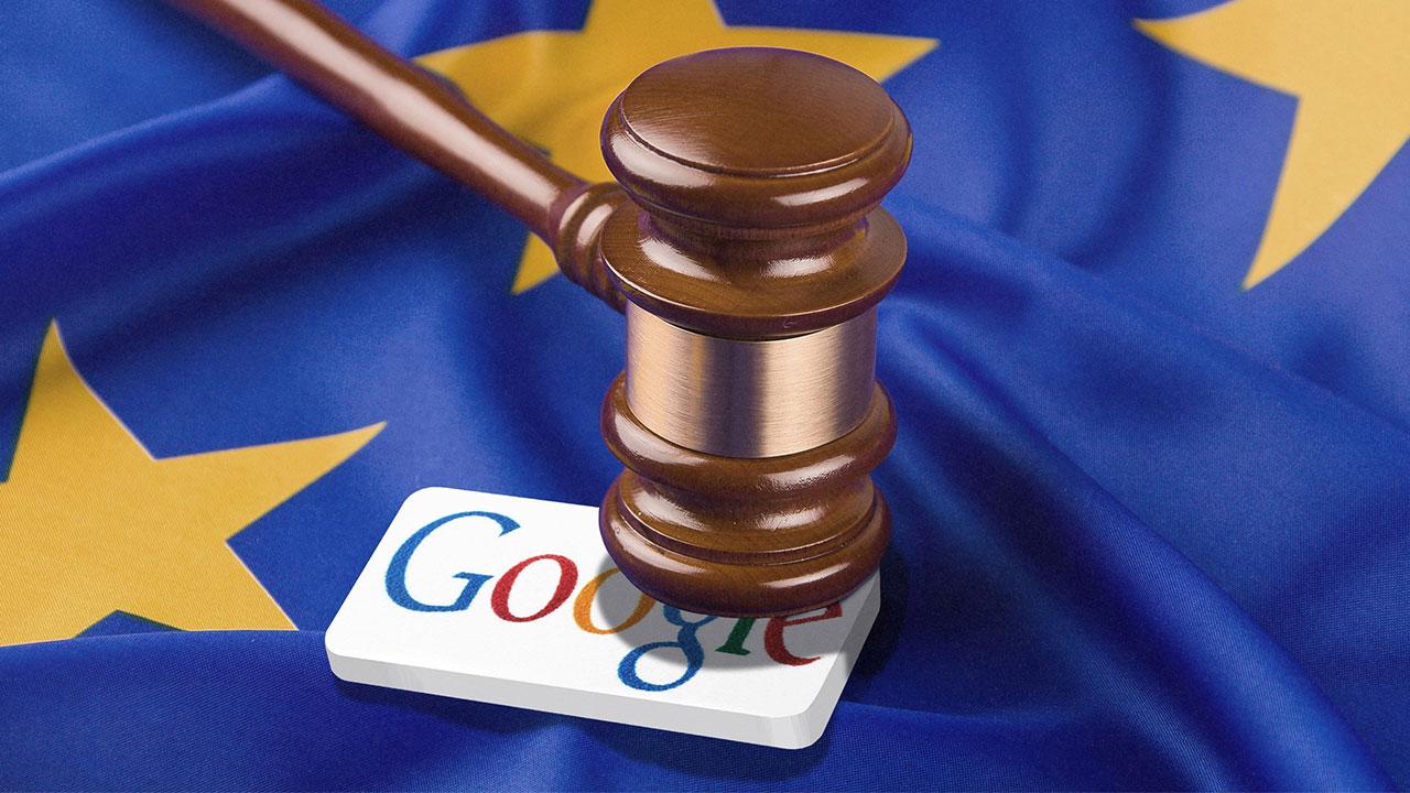 Google lại bị EU phạt vì hành vi độc quyền trên AdSence, mất trắng 1,5 tỷ bảng