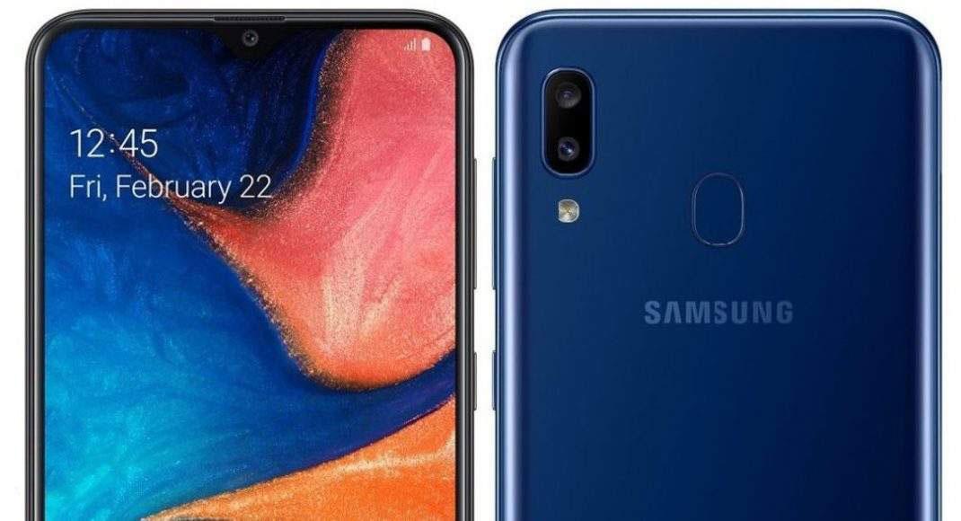 Samsung Galaxy A20 chính thức lên kệ tại Việt Nam, màn hình Infinity-V 6.4 inch, camera kép, pin 4.000mAh, giá 4,19 triệu