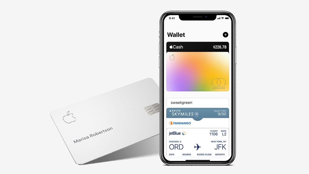 Apple giới thiệu dịch vụ thẻ tín dụng Apple Card, với khả năng sử dụng trên toàn cầu, không cần phí,...