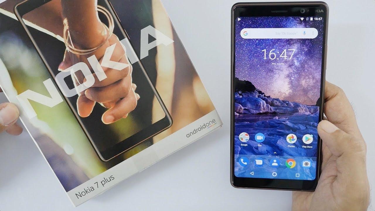 HMD Global thông tin về việc bảo mật và cáo buộc vi phạm dữ liệu trên điện thoại Nokia 7 Plus