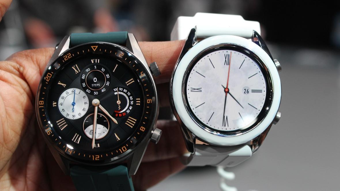 Smartwatch Huawei Watch GT được bổ sung thêm 2 phiên bản mới Active Editon và Elegant Edition