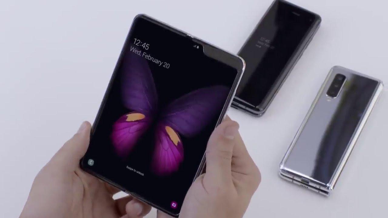 Samsung tung video thử nghiệm độ bền của Galaxy Fold, mà hình có thể gập 200.000 ngàn lần cũng không bị gì