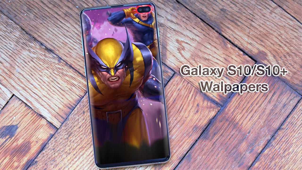 Chia sẻ bộ ảnh nền dấu camera trên Galaxy S10/S10+ cực cool, mời anh em tải về