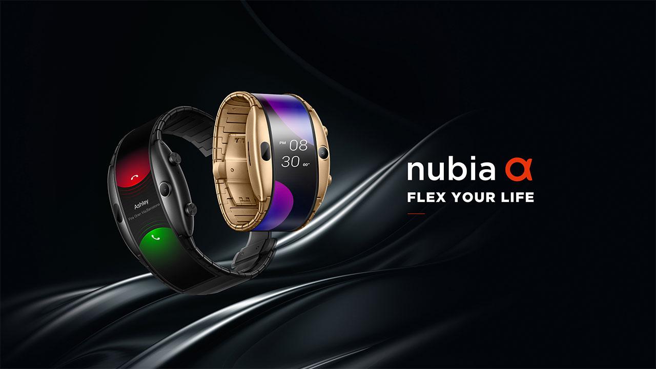 Điện thoại đồng hồ Nubia Alpha chính thức lên kệ tại Trung Quốc, giá từ 12 triệu đồng
