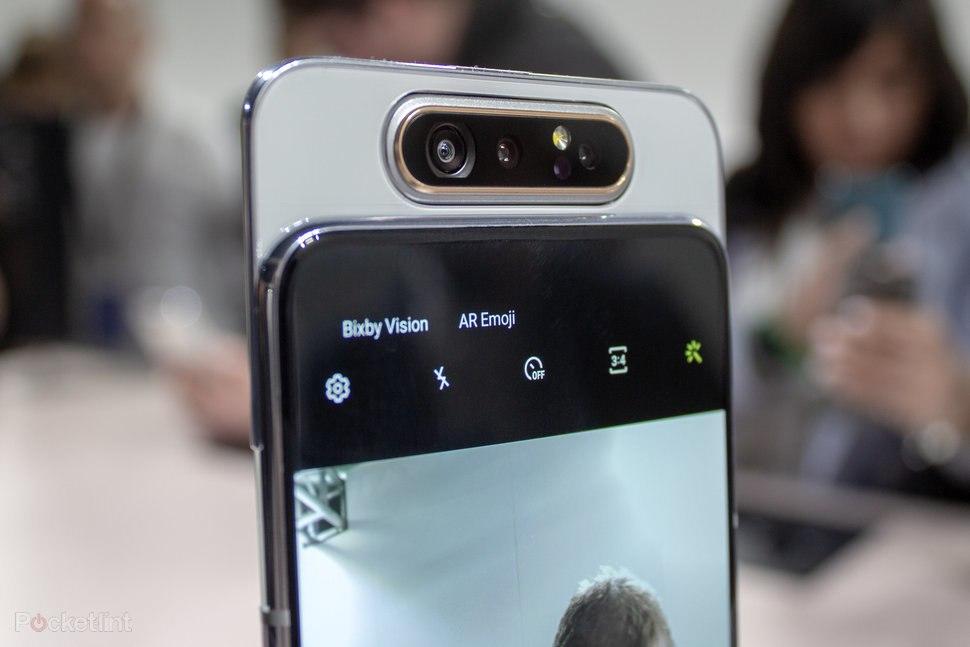 Tất tần tật mọi thông tin về Samsung Galaxy A80, smartphone thiết kế xoay lật độc đáo nhất thị trường