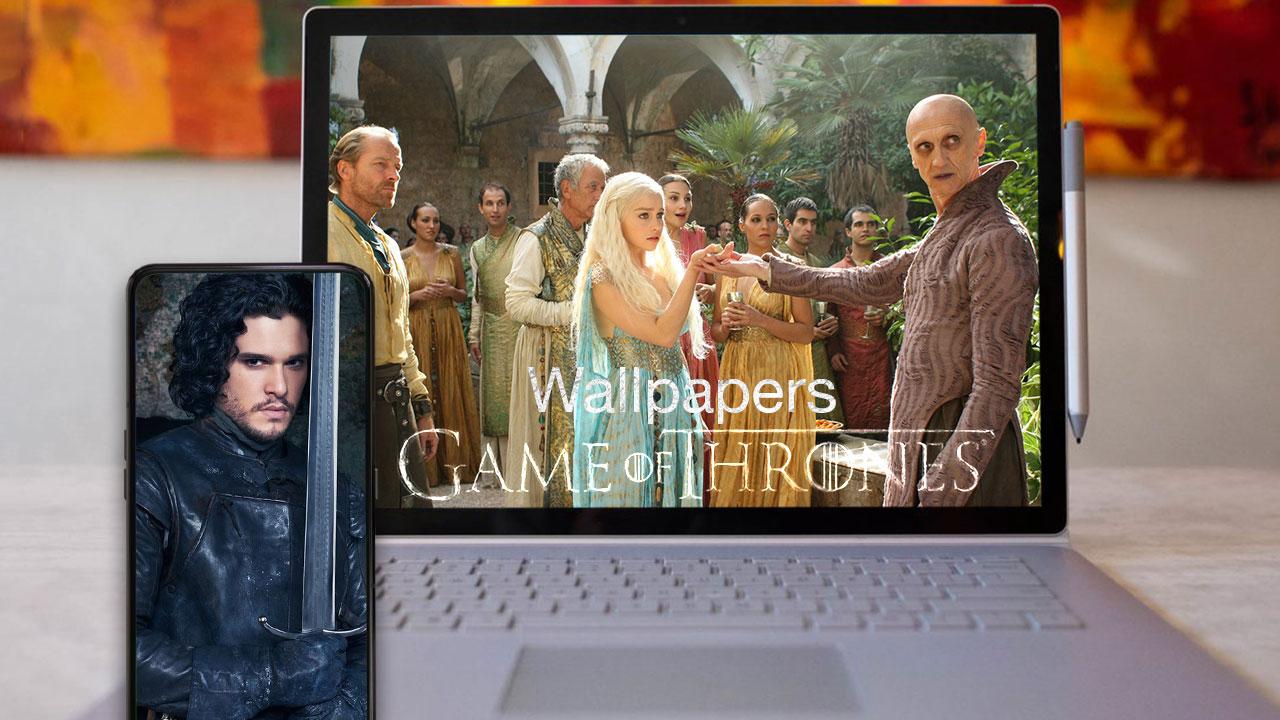 Chia sẻ bộ ảnh nền chào đón phimGame of Thrones S8: The Final Season & Winter Has Come sắp ra mắt