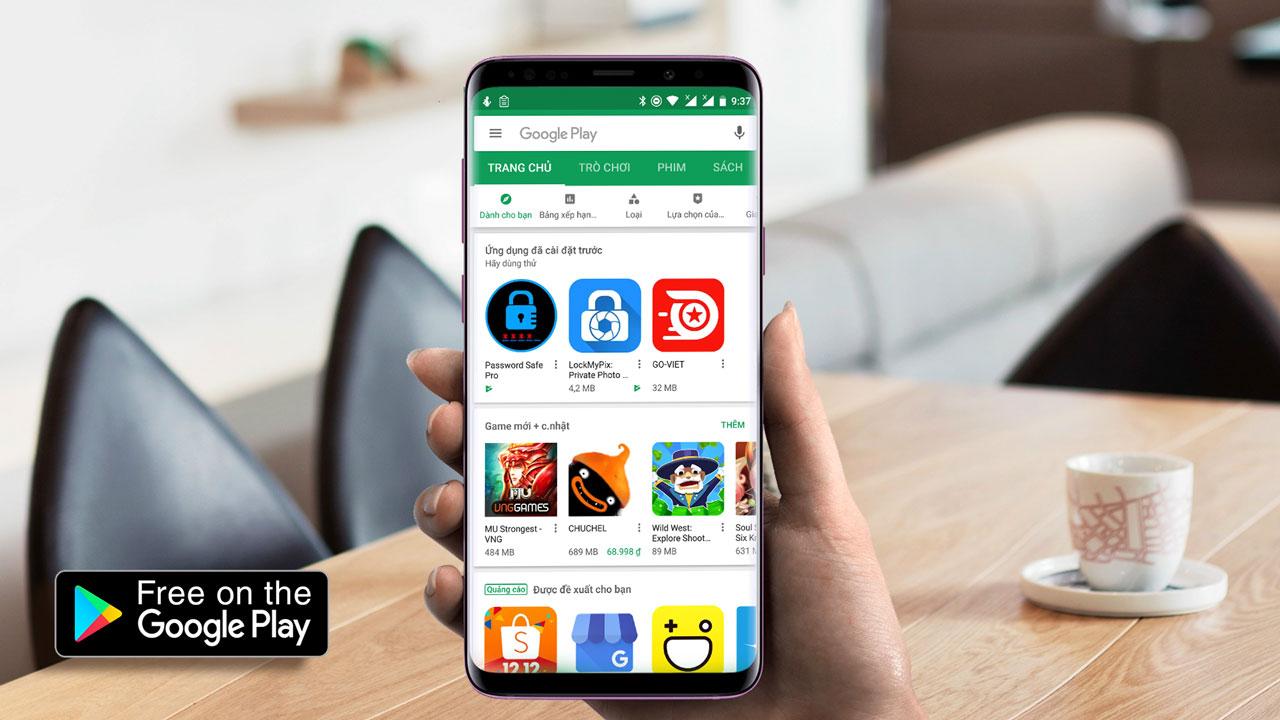 [15/04/2019] Nhanh tay tải về 7 ứng dụng và trò chơi trên Andoid đang miễn phí trong thời gian ngắn