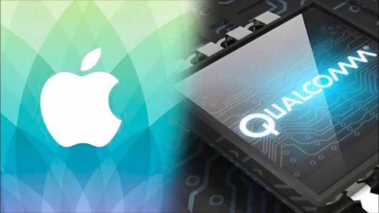 Apple và Qualcomm bất ngờ đình chiến, chấm dứt kiện tụng trên toàn cầu