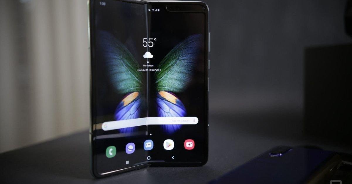 Samsung Galaxy Fold thực sự là một con quái vật tốc độ nhờ có bộ nhớ 512GB UFS 3.0