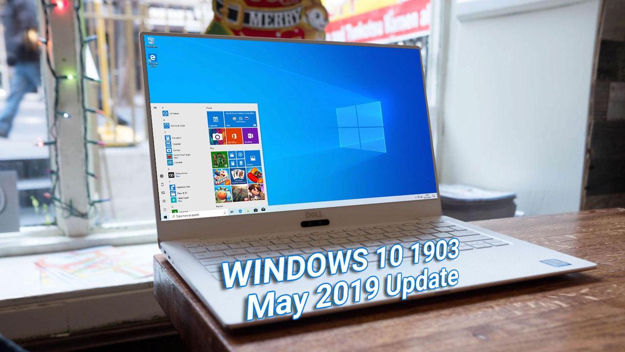 Chia sẻ file ISO Windows 10 1903 (May 2019 Update) chính gốc Microsoft trên MSDN, mời anh em tải về