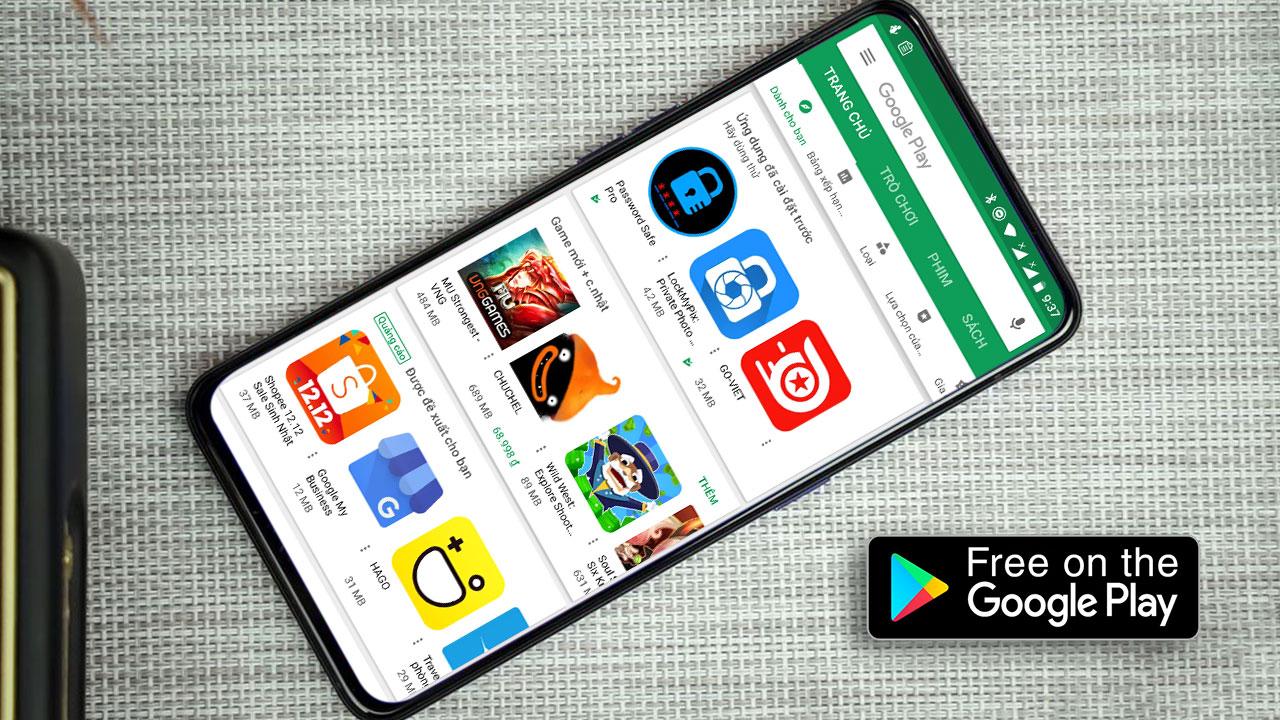 [23/04/2019] Nhanh tay tải về 5 ứng dụng và trò chơi trên Android đang miễn phí trong thời gian ngắn