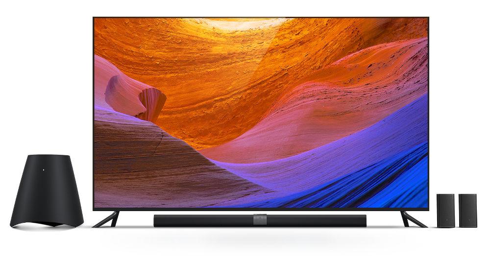 Xiaomi ra mắt loạt TV mới, với kích thước từ 32 inch đến 65 inch, giá khoảng 3.8 triệu đồng cho phiên bản rẻ nhất