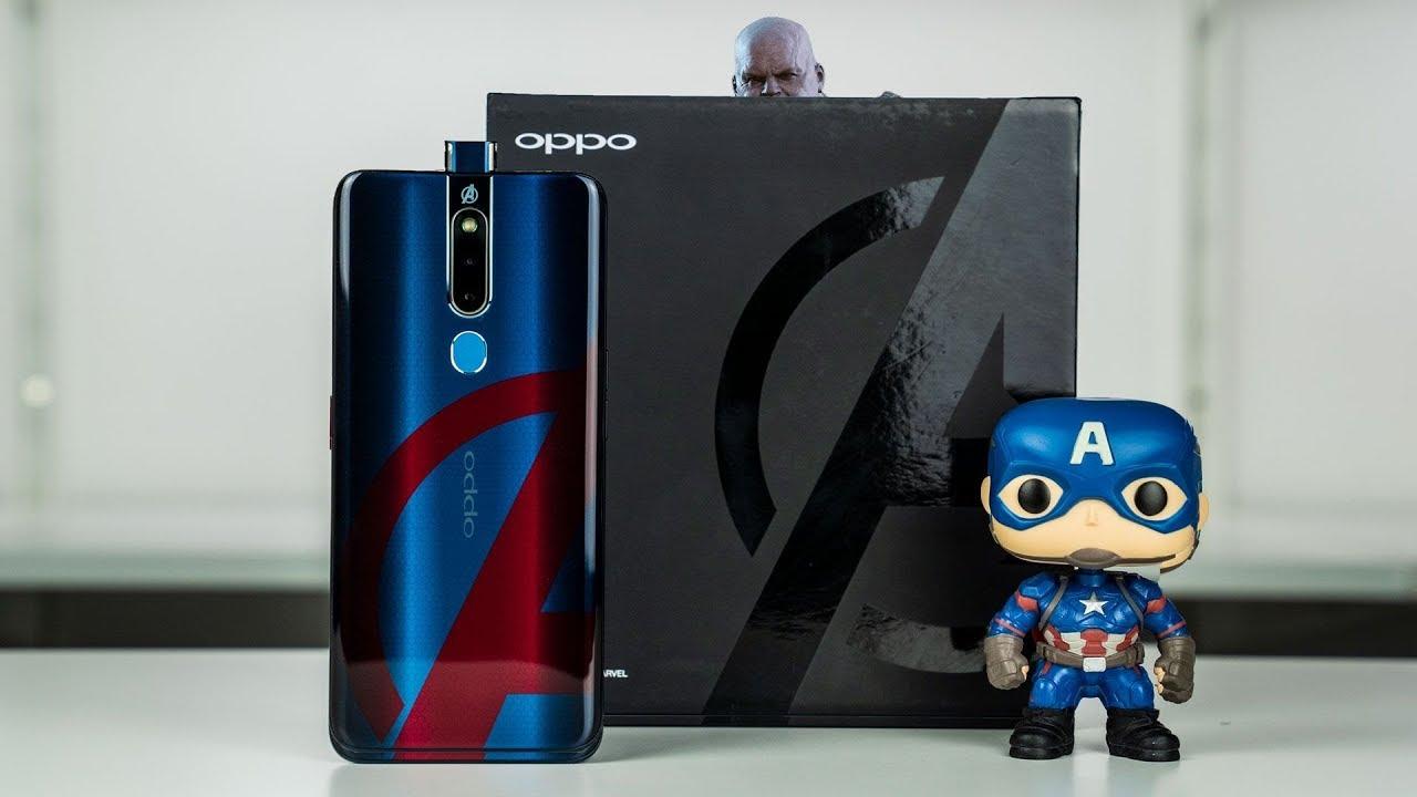 OPPO ra mắt F11 Pro phiên bản Marvel Avenger Limited Edition tại Việt Nam, giá 8.99 triệu đồng