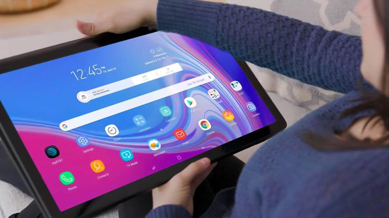 Samsung Galaxy View 2: chiếc TV 17,3 inch dưới mác tính bảng, chip Exynos 7884, pin 12.000 mAh, giá 740 USD
