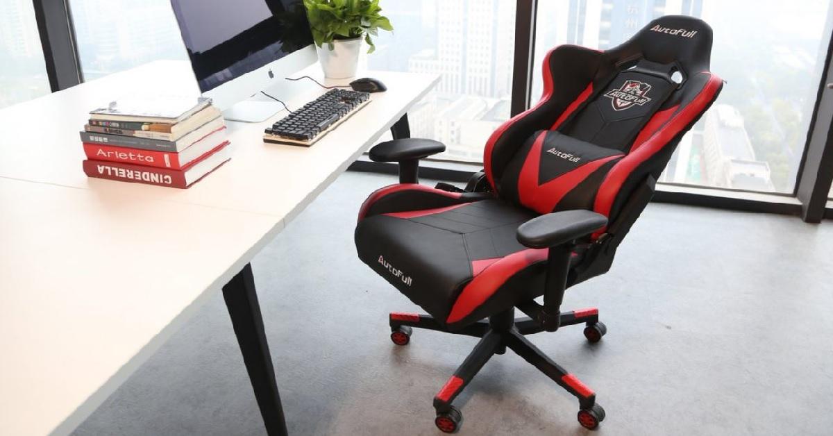 Xiaomi ra mắt ghế chơi game AutoFull Gaming Chair với thiết kế theo phong cách xe thể thao