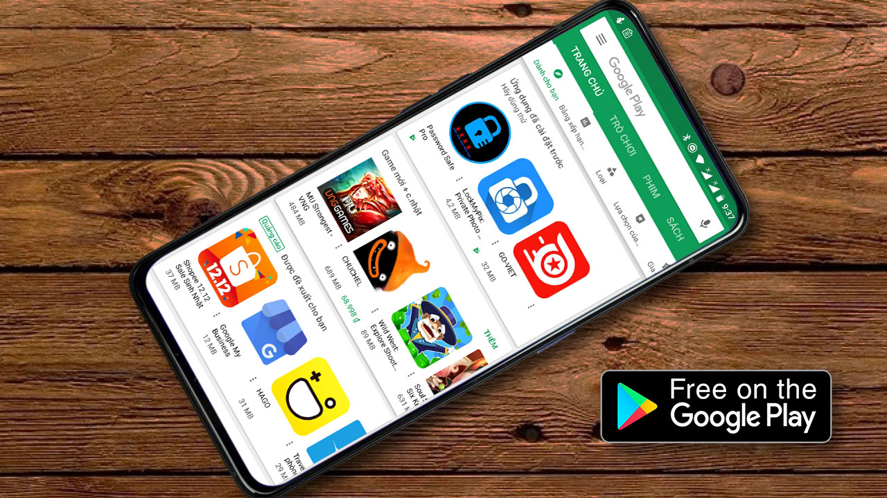 [01/05/2019] Nhanh tay tải về 12 ứng dụng và trò chơi trên Android đang miễn phí trong thời gian ngắn