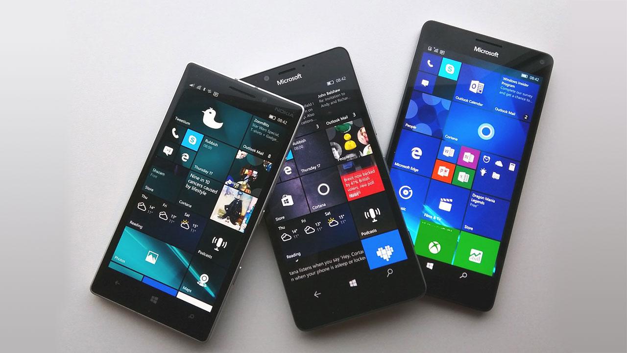 Microsoft sắp ngưng hỗ trợ Microsoft Store cho hệ điều hành Windows 10 Mobile