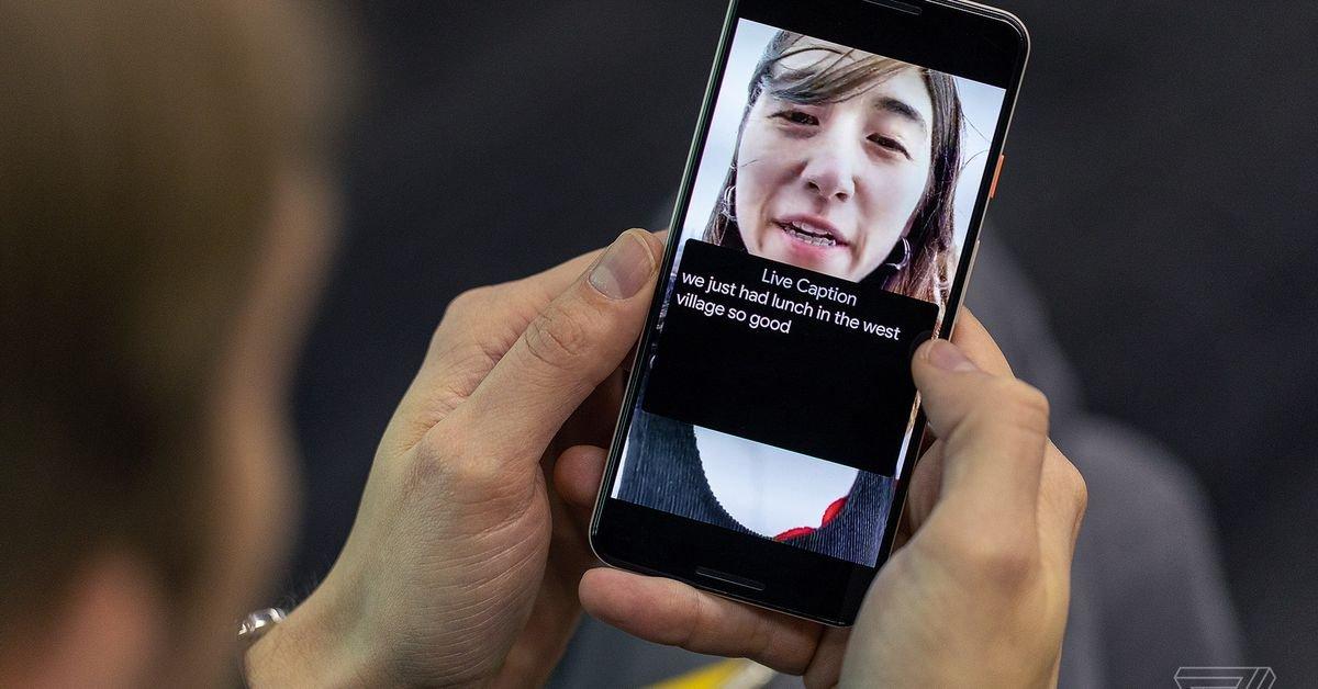 Google ra mắt tính năng dịch thuật trực tiếp bất kỳ video và audio nào trên Android Q