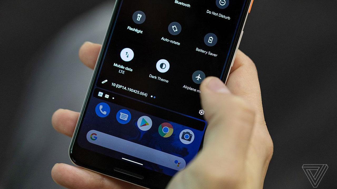 Android Q bỏ nút Back, thay bằng cử chỉ vuốt từ cạnh màn hình