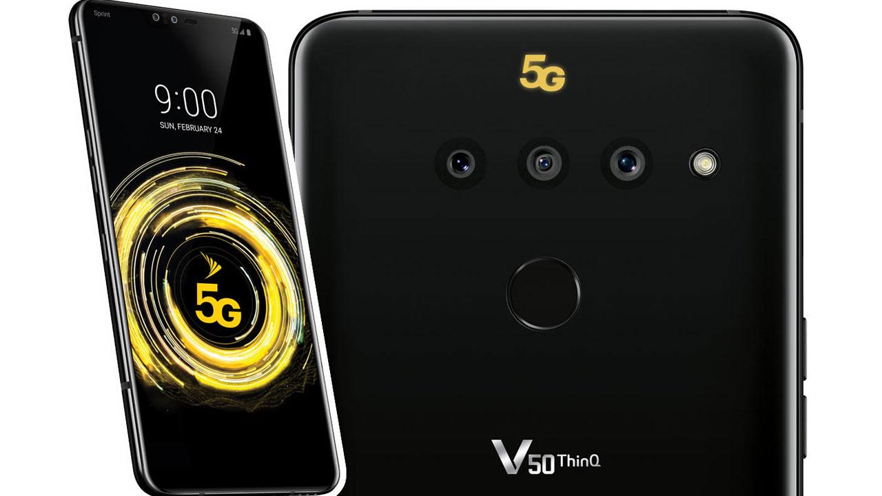 LG sẽ ra mắt smartphone V50 ThinQ 5G vào ngày 10 tháng 5