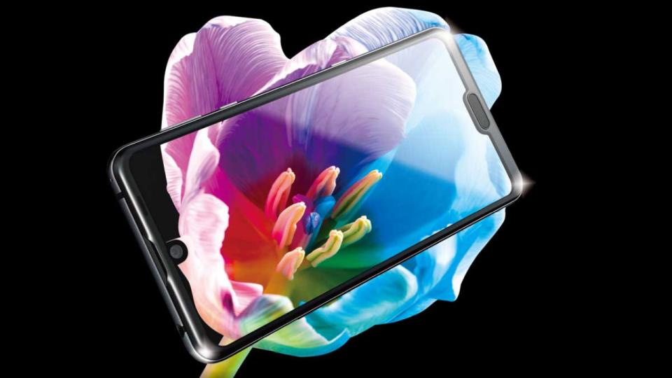 Sharp ra mắt smartphone Aquos R3 với hai tai thỏ, màn hình 120Hz, chip Snapdragon 855