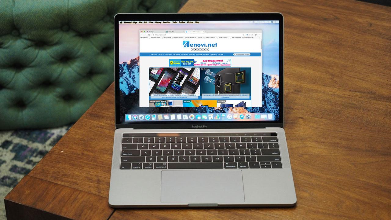 Đã có trình duyệt Microsoft Edge Chromium cho Mac OS, mời anh em tải về trải nghiệm