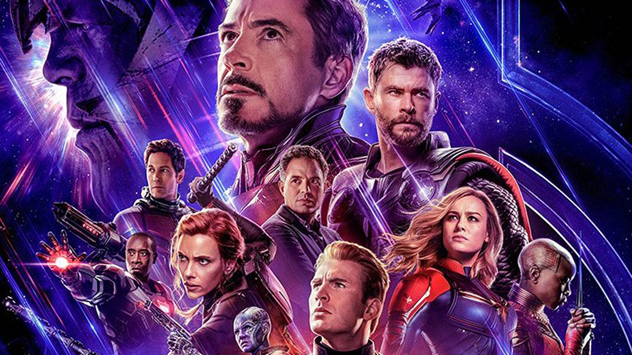 Chia sẻ bộ nhạc chuông của Avengers: Endgame, mời anh em tải về