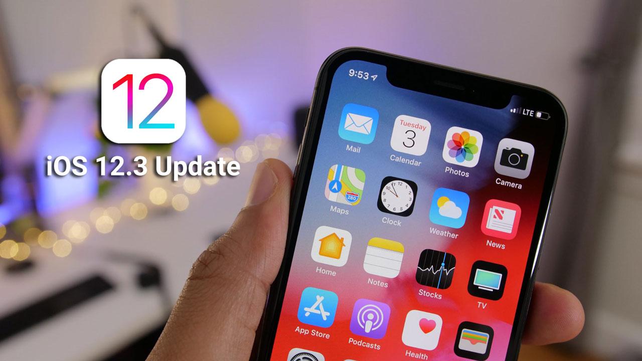 Apple chính thức phát hành iOS 12.3, có gì thú vị trong bản cập nhật này?