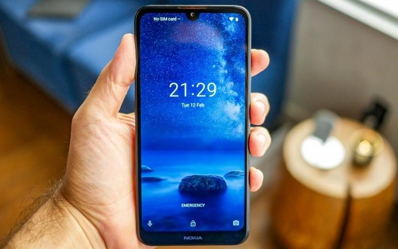 Nokia 3.2 chính thức ra mắt với màn hình 6,26 inch, có phím cứng gọi Google Assistant, giá từ 2,99 triệu đồng