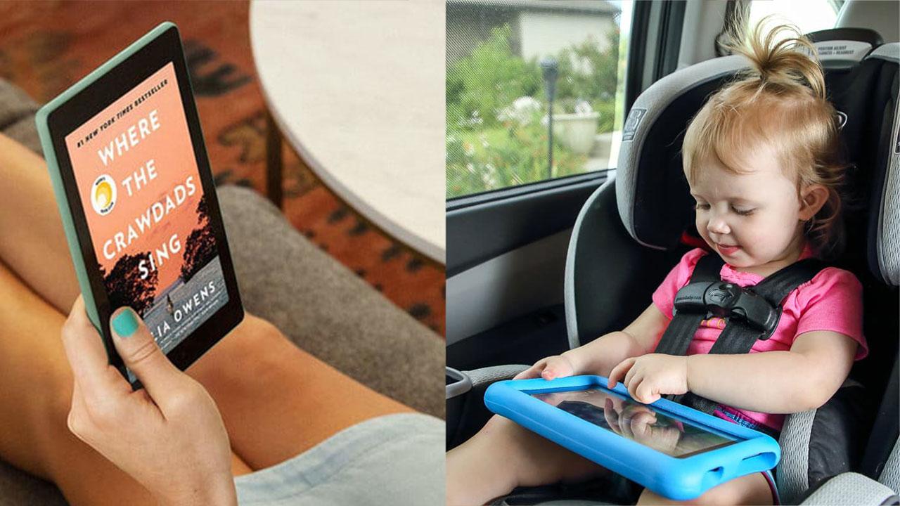 Amazon ra mắt máy tính bảng Fire 7 và Fire 7 Kids Edition, giá chỉ từ 1.2 triệu đồng