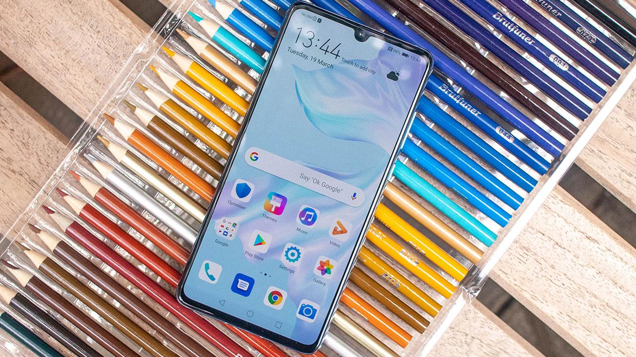Huawei đã có sẵn kho ứng dụng AppGallery để thay thế Google Play Store