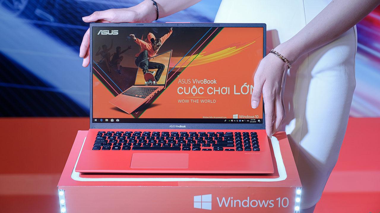 ASUS ra mắt VivoBook 14/15 (A412/A512): Dòng ultrabook màu sắc nhỏ gọn nhất thế giới trong phân khúc