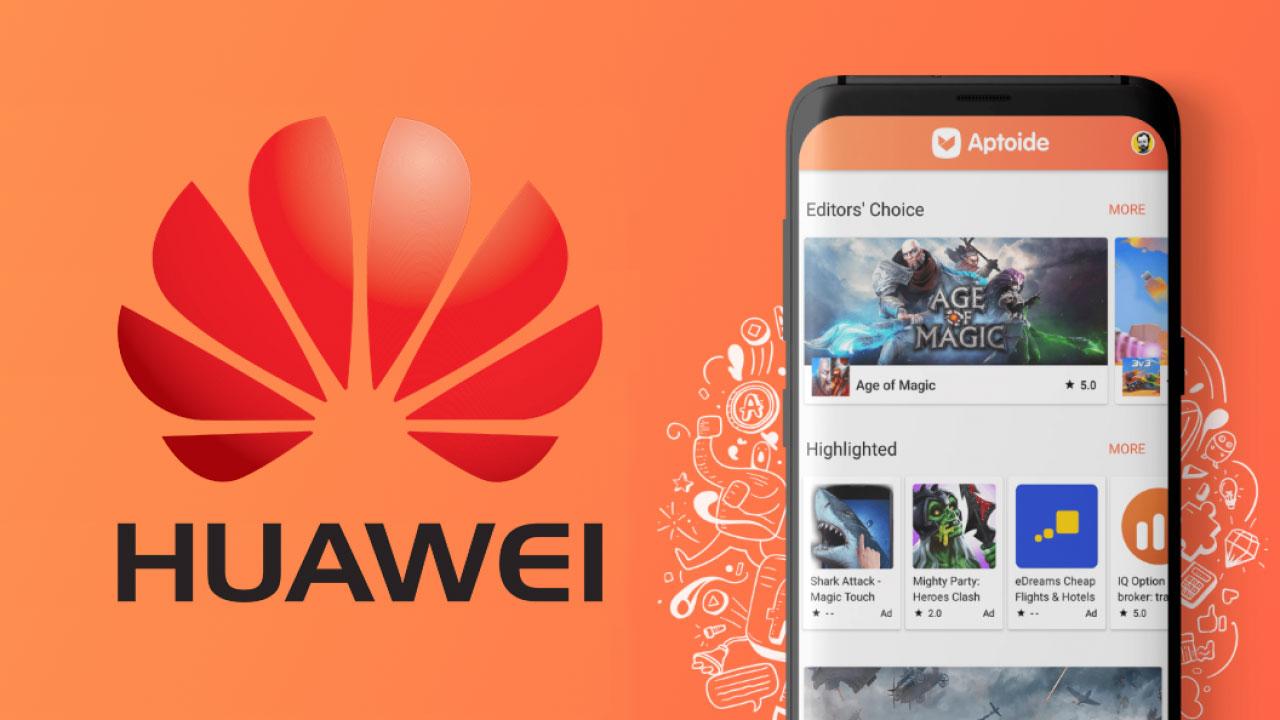 Với 900.000 ứng dụng, Aptoide sẽ được Huawei dùng để thay thế cho Google Play Store?
