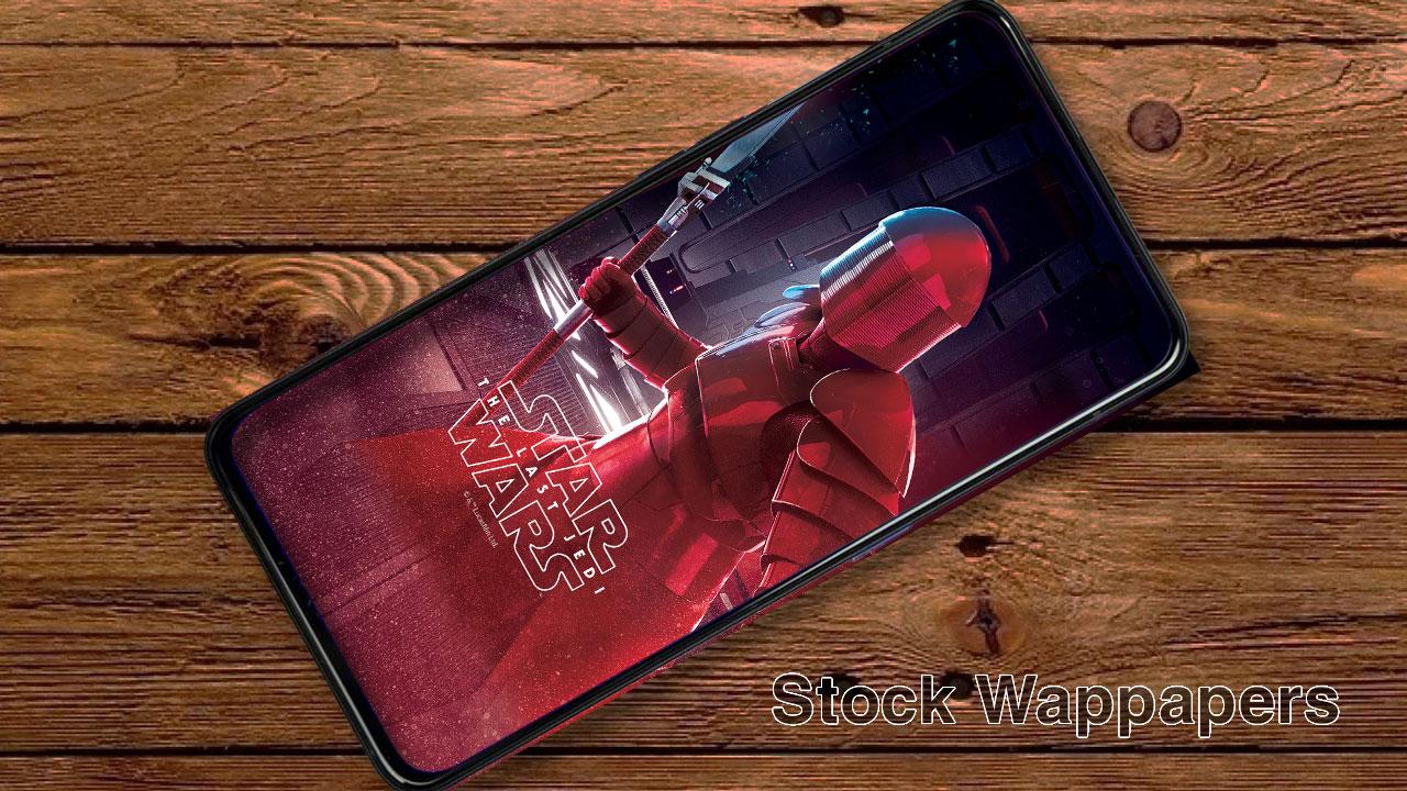 Chia sẻ bộ ảnh nền mặc định trên Paranoid Android 2019, Realme X, Tecno Camon CX, OnePlus 5T Star Wars...