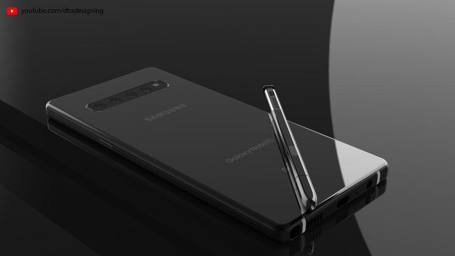 Samsung Galaxy Note 10 sẽ được trang bị màn hình lớn lên đến 6.66 inch, pin 4300mAh?