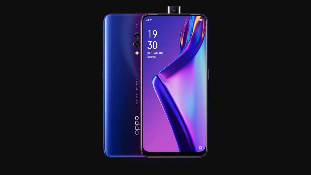 OPPO K3 ra mắt: Điện thoại tầm trung nhưng có thiết kế cao cấp, camera thò thụt, Snapdragon 710, giá từ 5.4 triệu