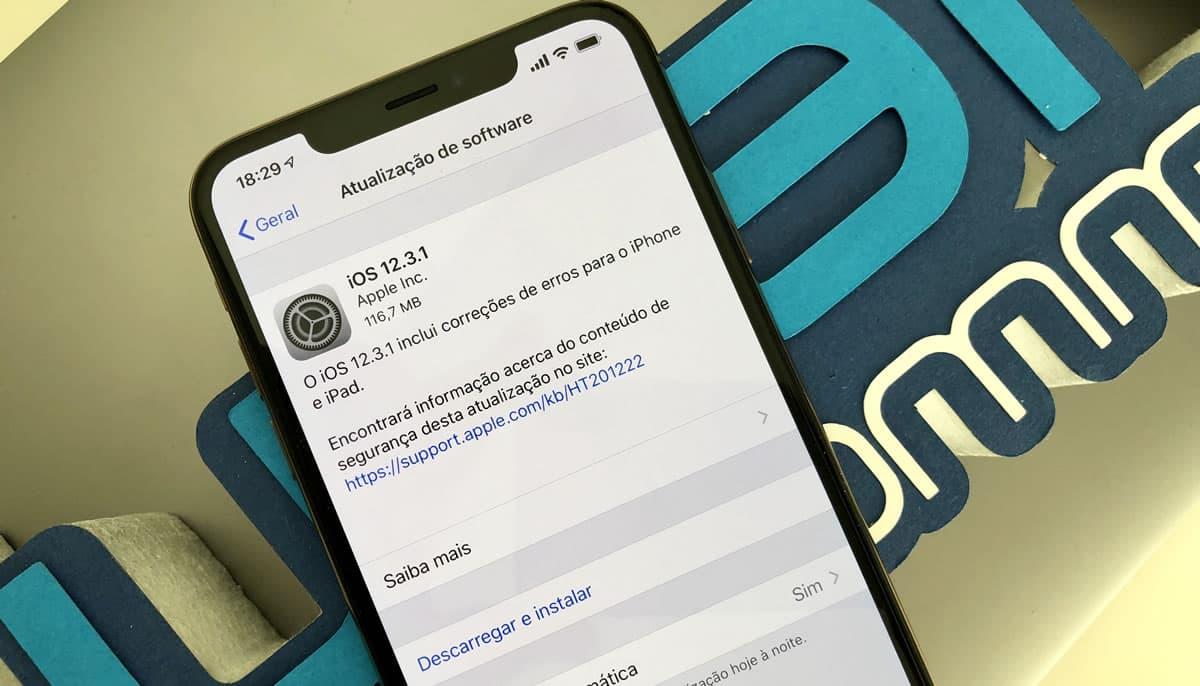 Apple phát hành chính thức iOS 12.3.1, khắc phục lỗi cuộc gọi VoLTE và iMessage