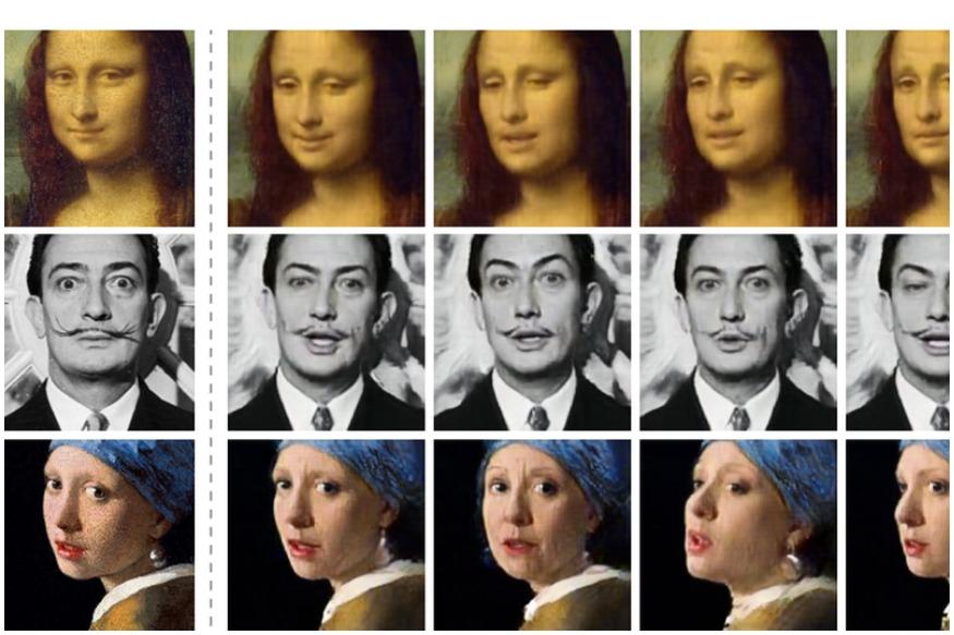 Samsung phát triển công nghệ deepfake biến tranh chân dung cổ điển thành video sống động như thật