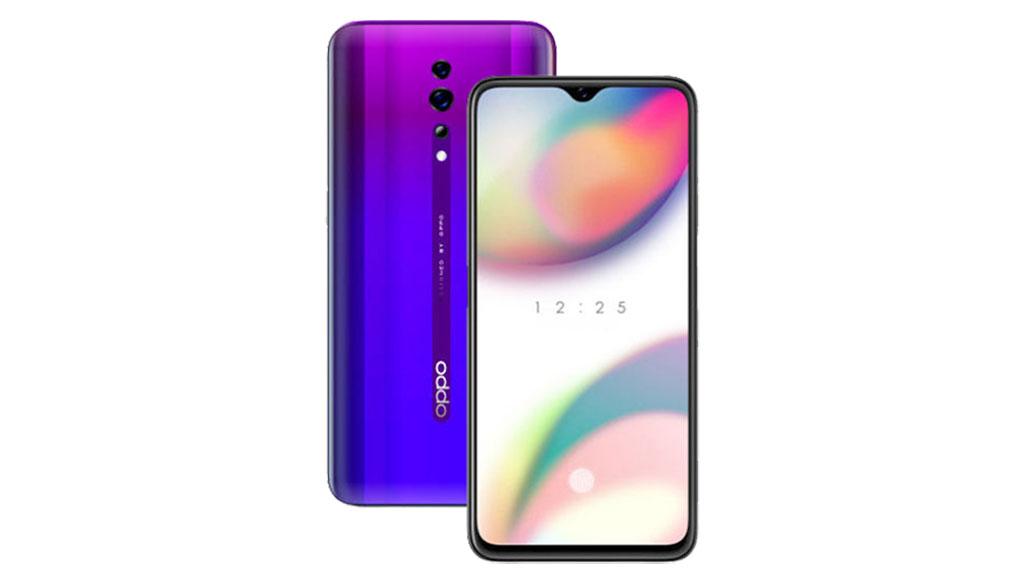 OPPO Reno Z: Smartphone tàm trung với thiết kế màn hình giọt nước, Snapdragon 710, camera kép 48MP, giá 4.95 triệu đồng