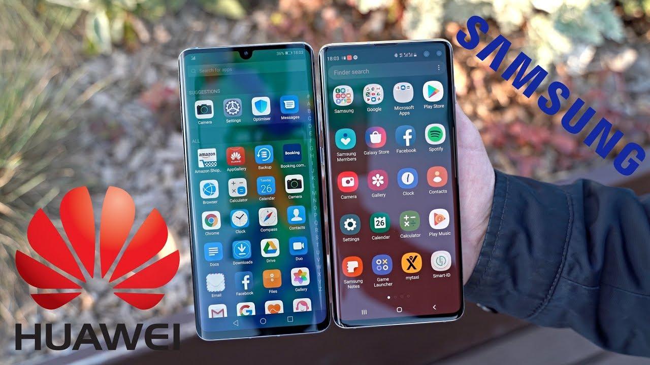 Samsung cho người dùng điện thoại Huawei đổi lấy Galaxy S10 với giá ưu đãi