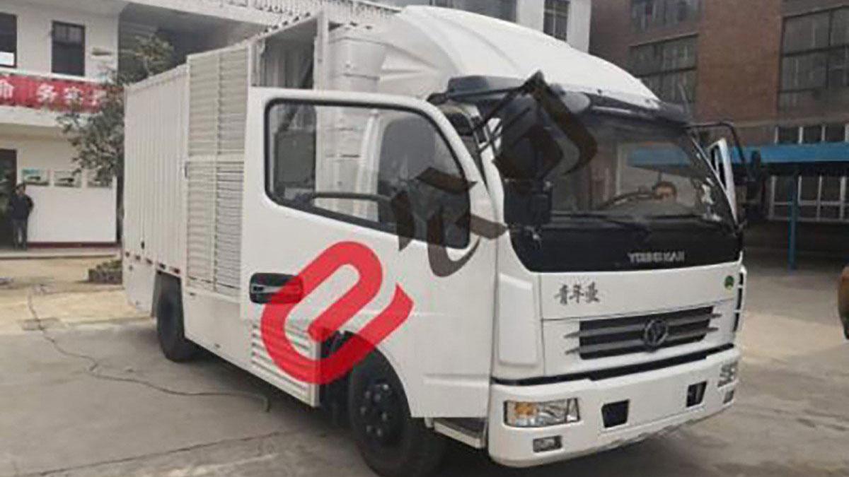 Trung Quốc tuyên bố chế tạo thành công xe tải chạy bằng nước, đi được 500km chỉ với 400 lít nước