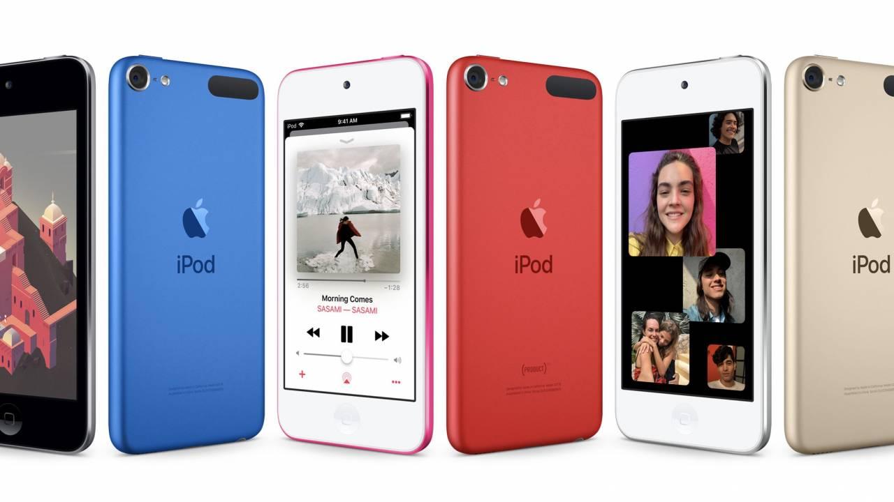 Apple bất ngờ ra mắt iPod Touch 2019 với thiết kế cũ, chip A10 Fusion, giá từ 199 USD