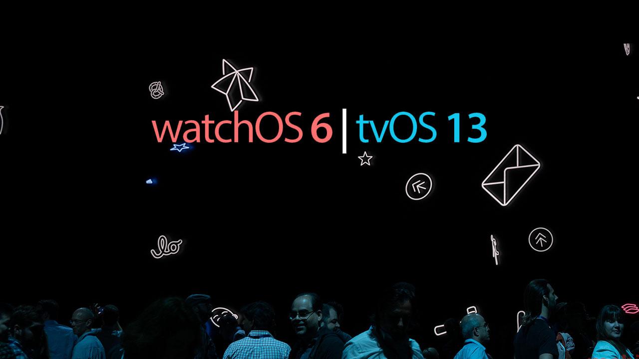 [WWDC19] Apple ra mắt watchOS 6 với App Store riêng, tvOS 13, hỗ trợ nhiều tài khoản, dùng được với tay cầm Xbox, PlayStation