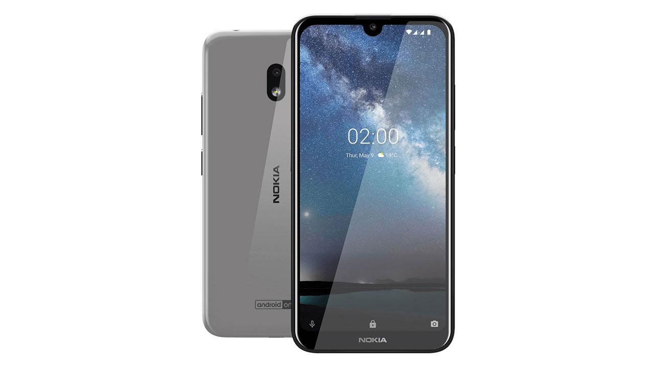 HMD Global ra mắt Nokia 2.2: Smartphone Andorid One giá rẻ, thiết kế hiện đại, pin 3.000mAh
