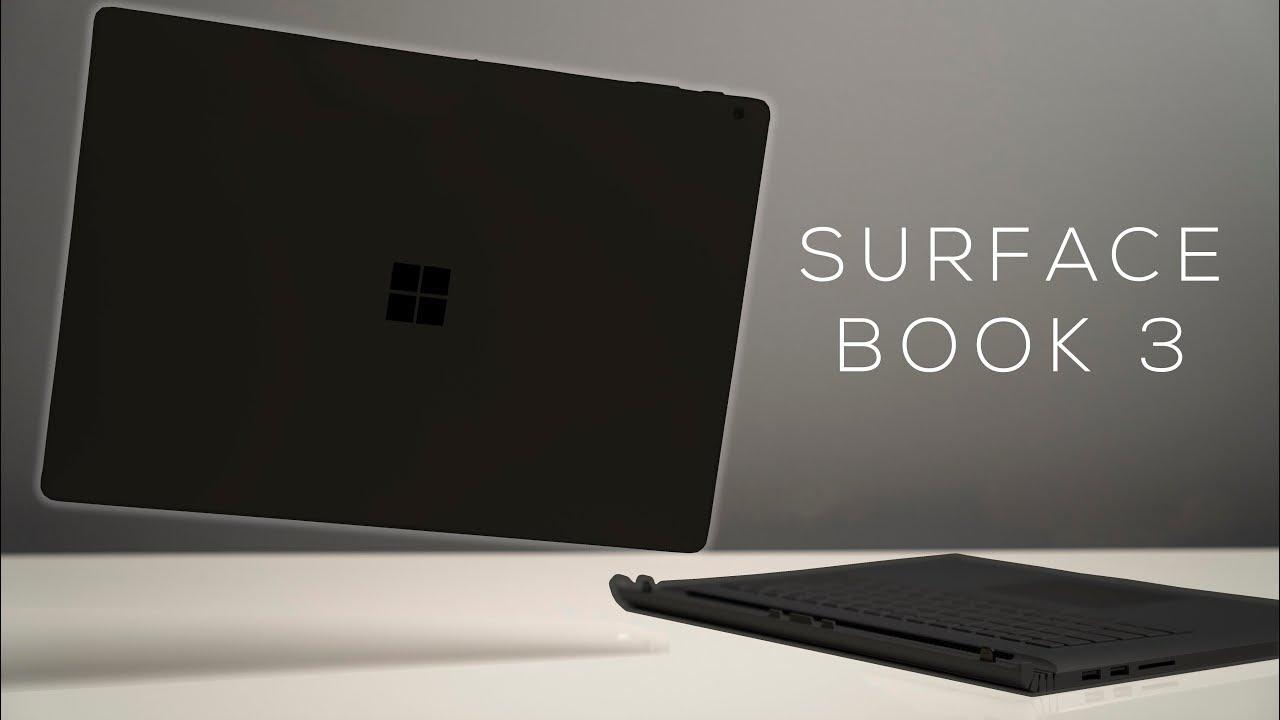 Thông tin rò rỉ mới cho thấy Microsoft sẽ thực hiện một nâng cấp lớn trên Surface Book 3