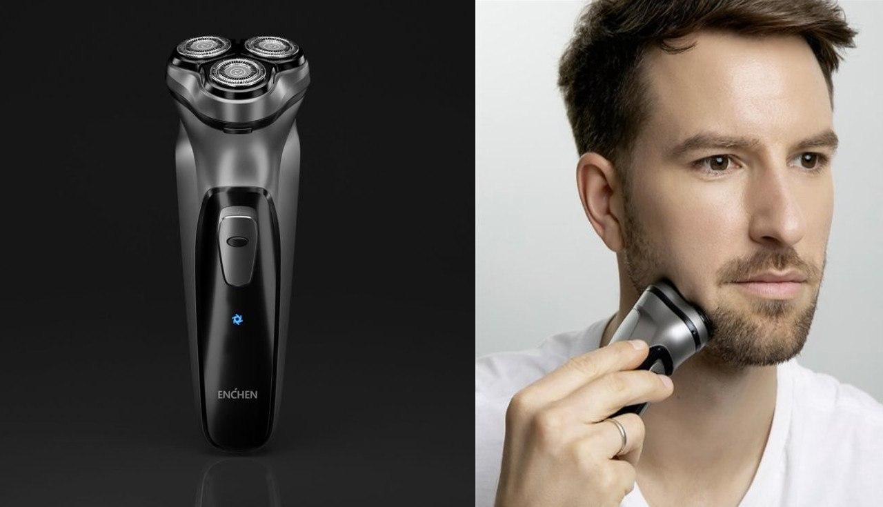 Xiaomi ra mắt máy cạo râu thông minh với ba đầu cắt, pin dùng 90 phút, giá 140.000 đồng