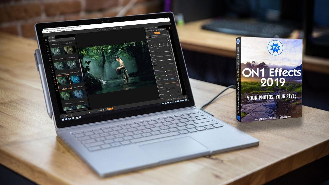 Nhanh tay nhận miễn phí trọn đời phần mềm chỉnh sửa ảnh On1 Effects 2019 trị giá 59.99 USD