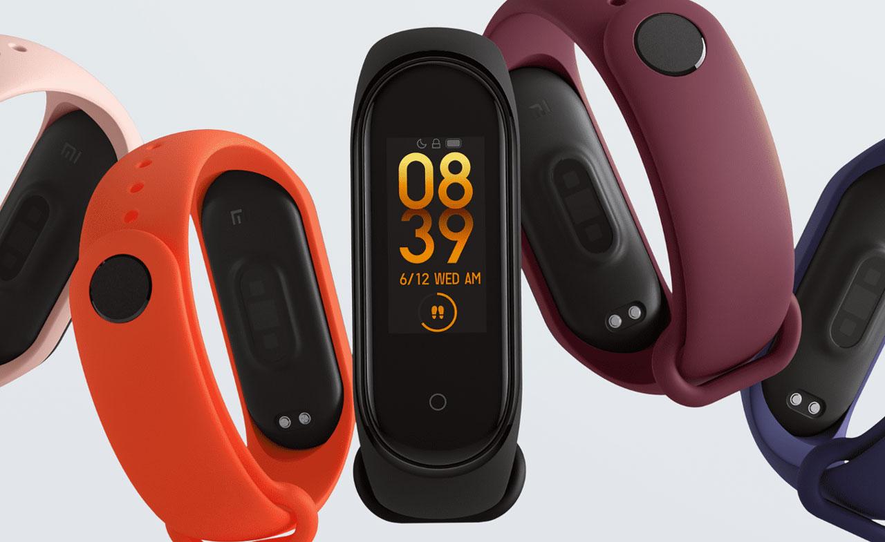 Xiaomi Mi Band 4 ra mắt tại thị trường châu Âu: Cận cảnh thiết kế và tính năng