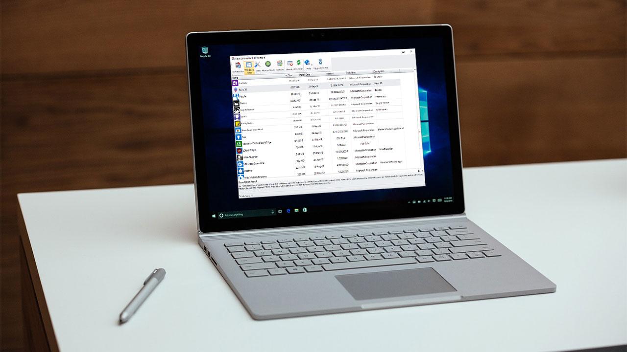 Revo Uninstaller: Công cụ hỗ trợ xóa sạch 100% ứng dụng mặc định trên Windows 10