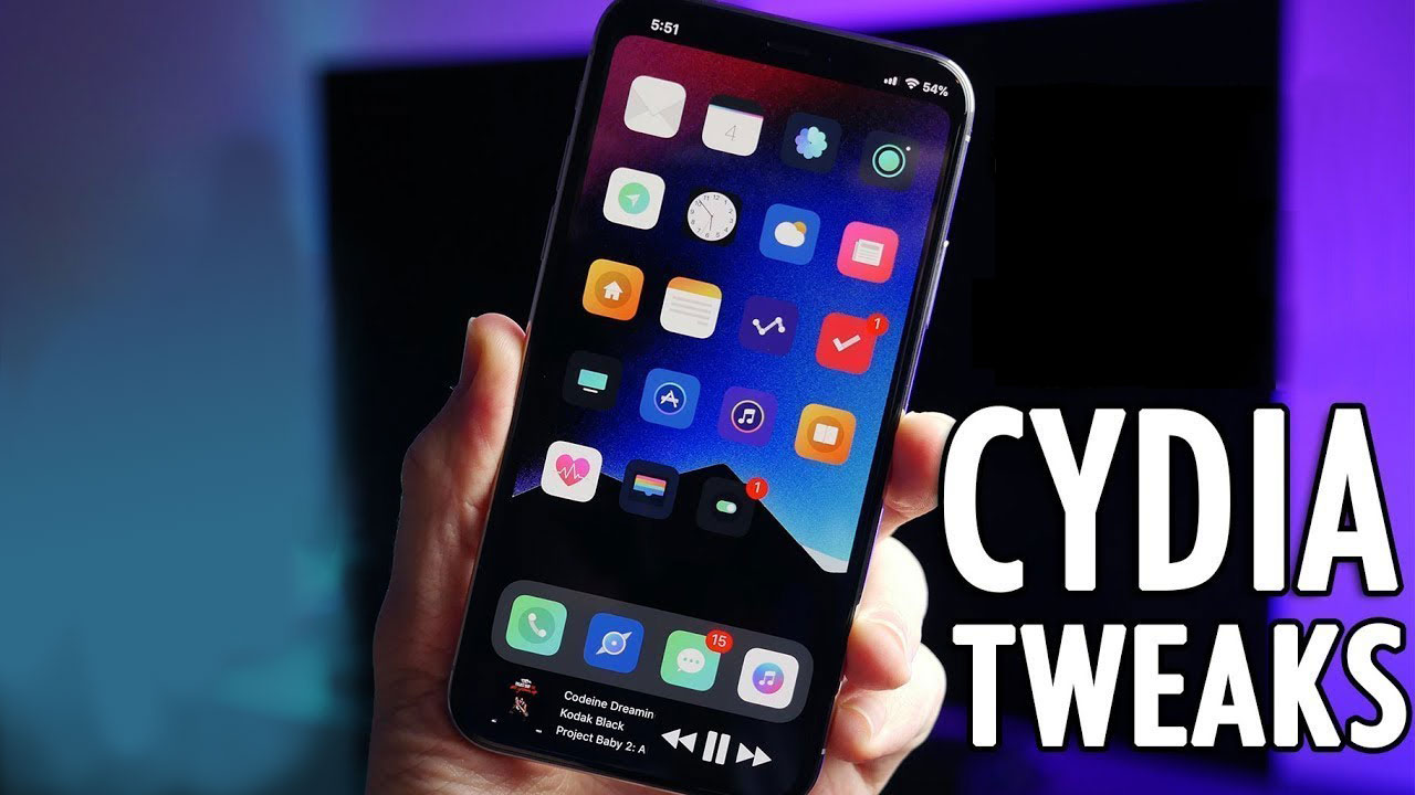 [15/06/2019] Tổng hợp danh sách các tweak nổi bật mới được phát hành dành cho thiết bị iOS đã jailbreak